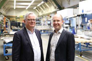 Ralf Jestädt und Markus Schmitt