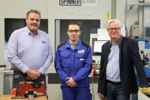 Markus Müller, Wolf Benz, Ralf Jestädt